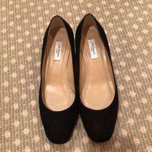 LK BENNETT black shoes